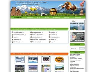 Création d'un annuaire web
