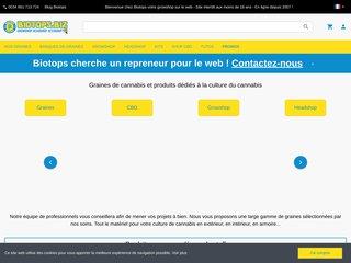 Détails : www.biotops.biz