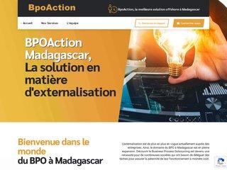 BpoAction, votre partenaire en BPO Madagascar
