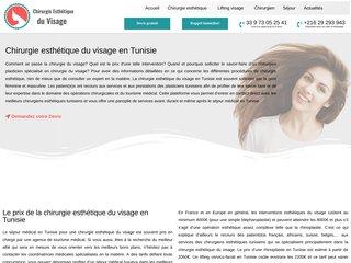 Détails : Chirurgie esthétique du visage : des spécialistes de renom