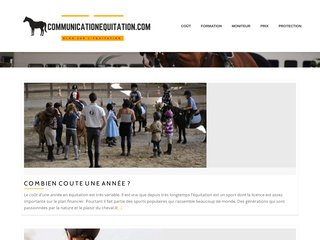 Communication Equitation