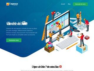 Détails : Conception web en Suisse