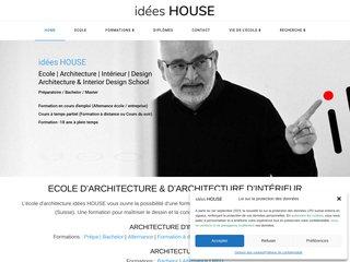 Formation en architecture intérieure