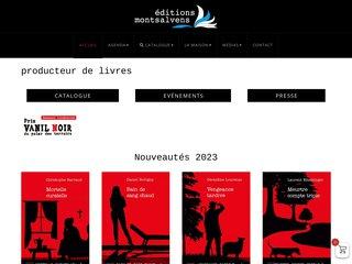 Détails : Association des Editions Montsalvens - Suisse