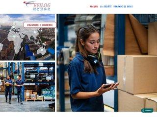 Détails : logistique e commerce