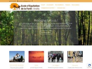 Ecole d'équitation de la Forêt