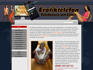 Das Erotiktelefon - Handysex per 0900 Notruf Call