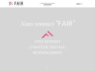 Détails : Agence Fair : af-gence web Nantes