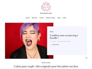 Fémininité, le portail féminin