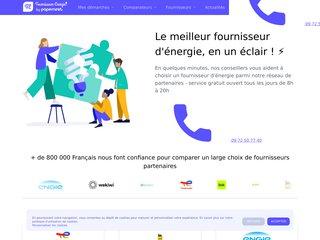 Détails : fournisseur-energie.com