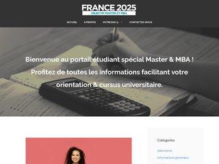 Détails : france 2025