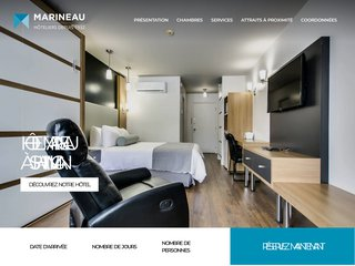 HotelShawinigan.com
