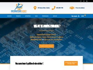 Informatique kermit - Réparation Ordinateur Québec