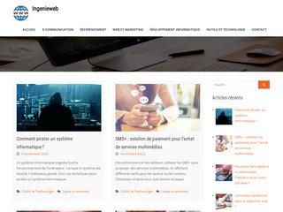 Détails : Pack web et prestation internet sur Lyon