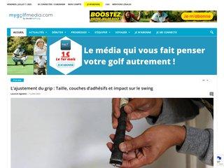 Détails : vidéos leçons de golf