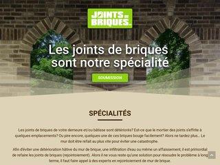 Joints de briques | Rejointoiement (maconnerie)