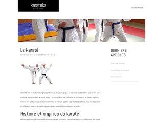 Détails : Karateka.fr