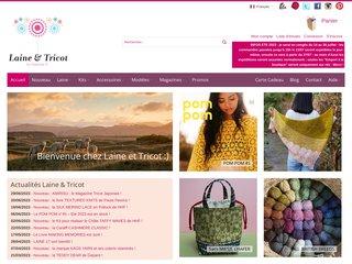 Détails : Laine et Tricot : Boutique de vente en ligne de laine à tricoter, catalogues et accessoires tricot