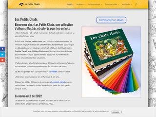 Site internet Les petits Chats