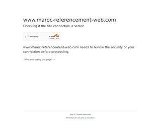 Détails : Agence de referencement au Maroc