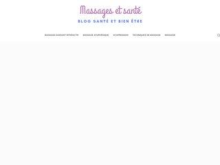 Détails : Massages et masseurs, le guide