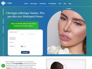 Détails : Med Espoir France
