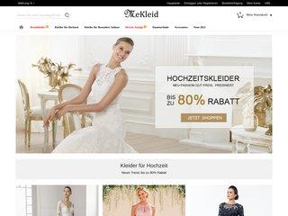 Détails : MeKleid.de : Hochzeitskleider und Brautmode, Abendmode Günstig Online