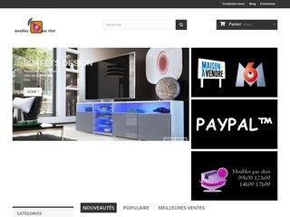 Vente en ligne de meubles discount boutique en ligne mobilier boissy le c - Meuble discount en ligne ...