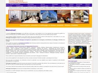 Détails : Conciergerie et nettoyages professionnels en Suisse