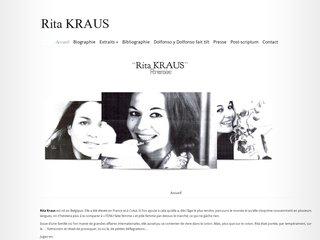 Détails : auteur Rita Kraus