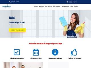 Promaids Nettoyage