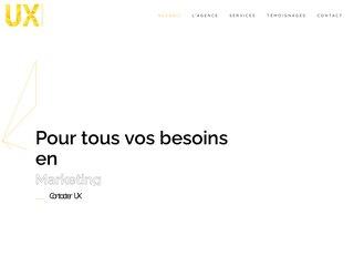 Détails : Agence web