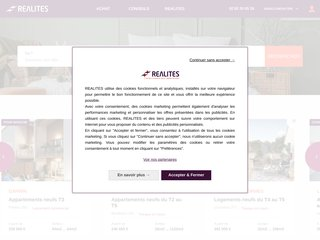 Maisons neuves à vendre : Realites