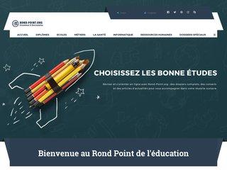 Détails : Rond point