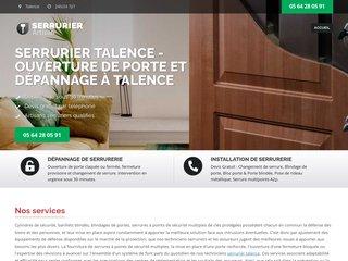 Détails : Dépannage serrurerie à Bordeaux