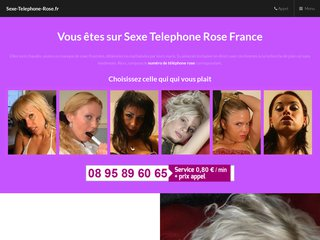 Numero de telephone rose