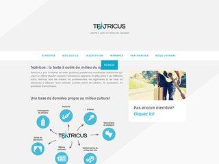 Teatricus