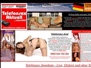 Private Telefonsex Callgirls