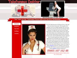 Telefonsex Doktor - Kliniksex Bizarr