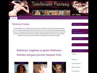 Telefonsex Fantasien für die geile Schweiz