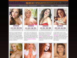 Détails : Telefonsex Nummern - Sexnummer