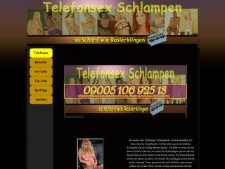 Détails : Telefonsex Schlampen - Scharf wie Rasierklingen