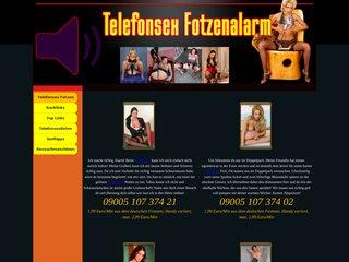 Fotzen Telefonsex - Alarm am Sextelefon
