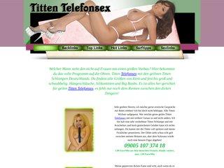 Détails : Geiler Tittentelefonsex