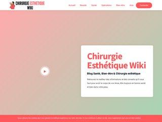 Détails : Chirurgie esthetique en tunisie