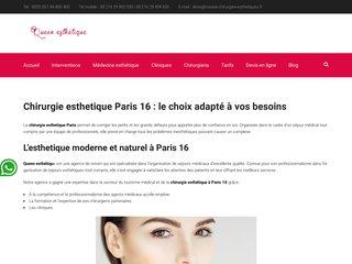Détails : compétences chirurgiens esthétiques