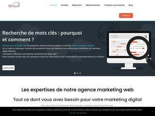 Détails : agence web rédaction contenu