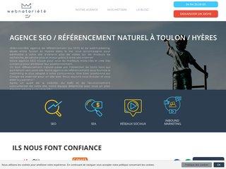Détails : Société de Webmarketing