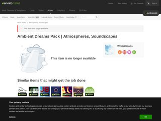 Ambient Dreams Pack Atmospheres Soundscapes