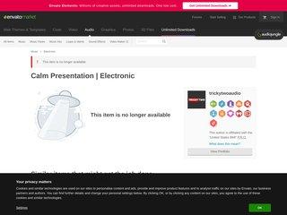Calm Presentation (Electronic)